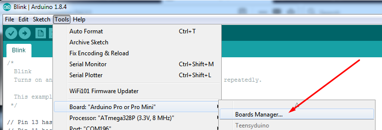 Adding Third Party Boards To The