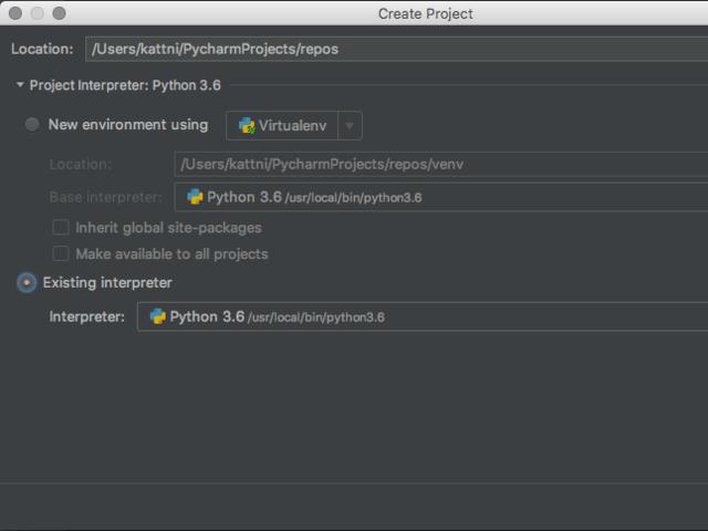circuitpython_PyCharmCreateNewProject.png