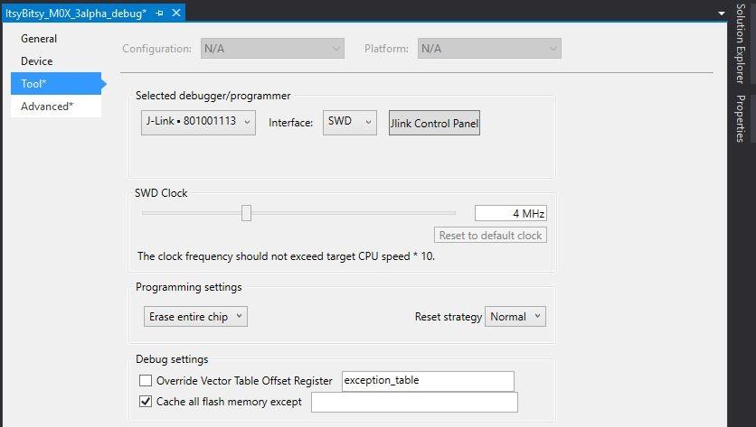 microcontrollers_Project_Properties_Tool_Tab_JLink_Selected.jpg