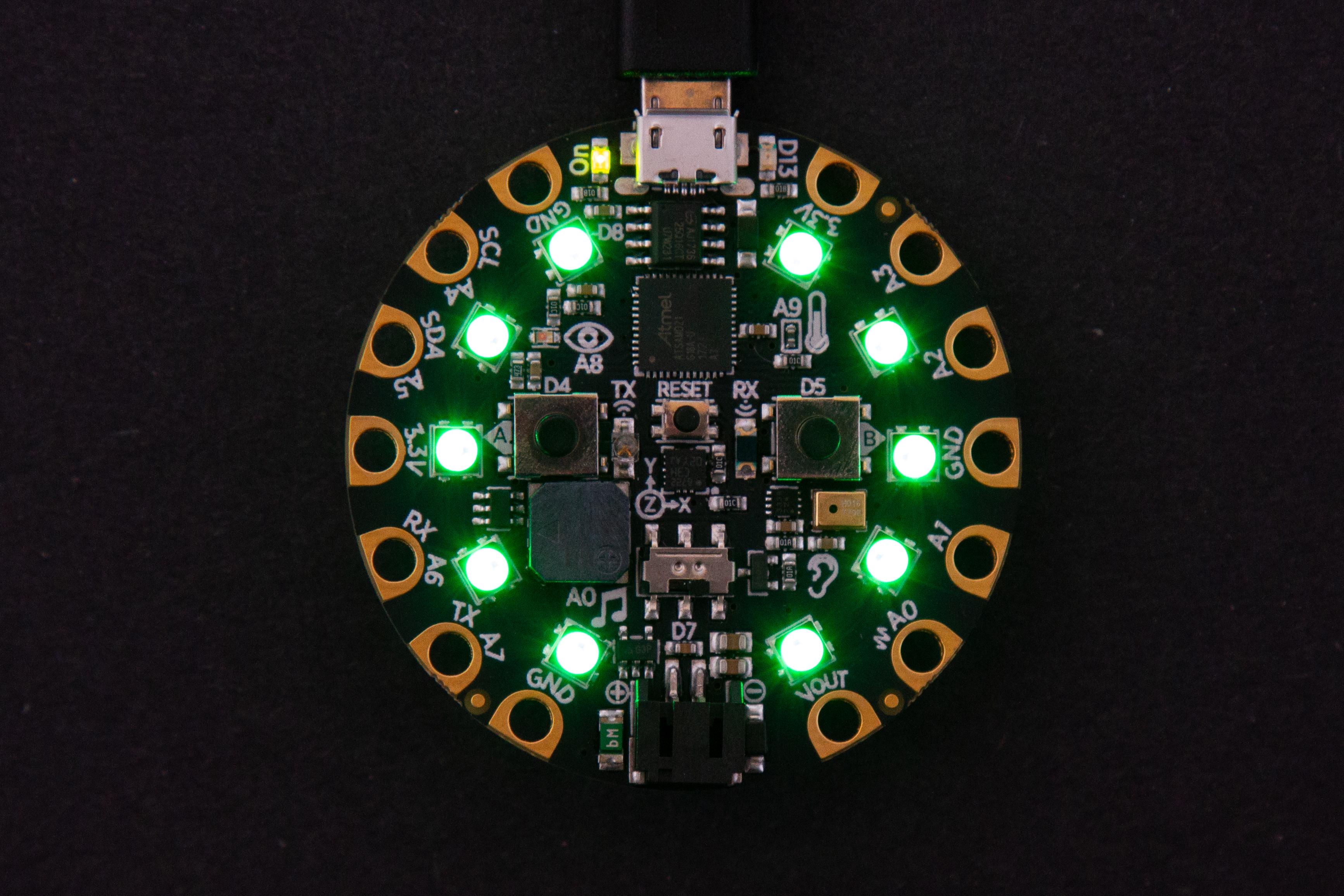 circuitpython_NeoPIxelsFillGreen.jpg