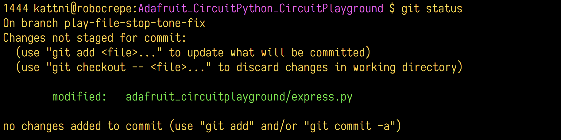 circuitpython_GitStatusBeforeAdd.png
