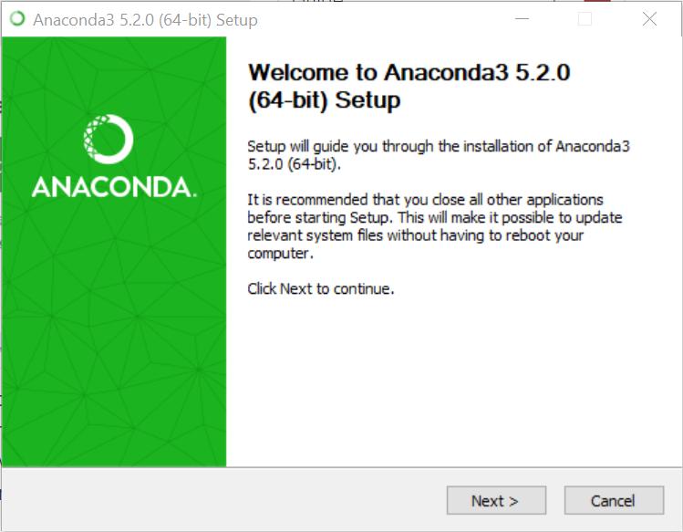 install anaconda3 mac