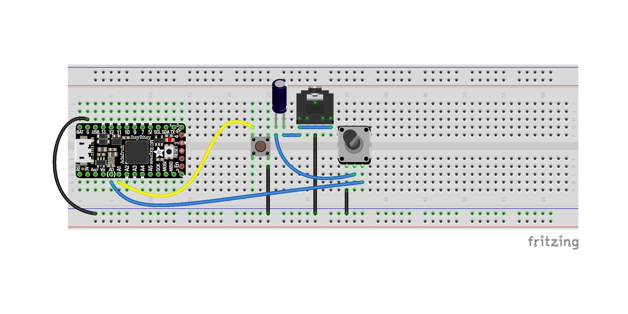 circuitpython_ItsyBitsyM0AudioJackButtonPot_bb.jpg