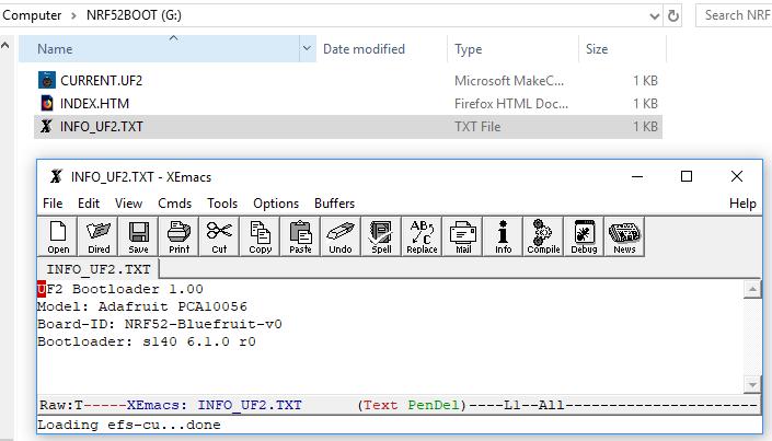 nRF52840 Bootloader | CircuitPython on the nRF52 | Adafruit Learning