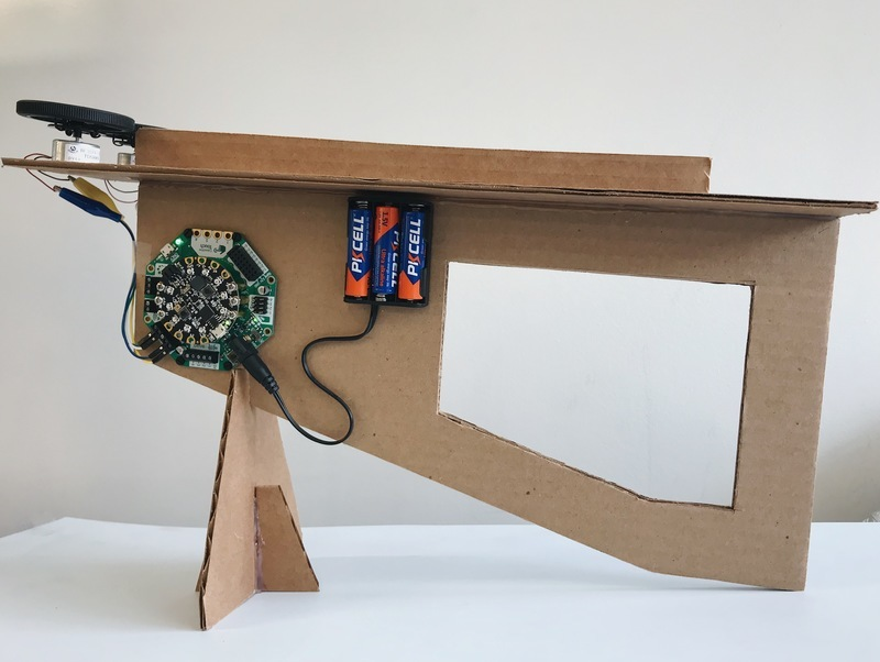Overview | Paper Airplane Launcher