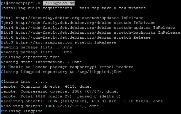Orange Pi PC Setup | CircuitPython on Linux and Orange Pi | Adafruit