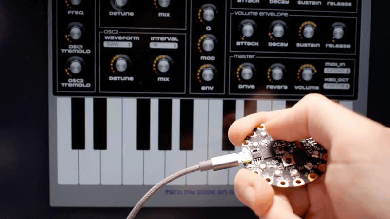 Simple MIDI Controller | What is Web MIDI & BLE MIDI