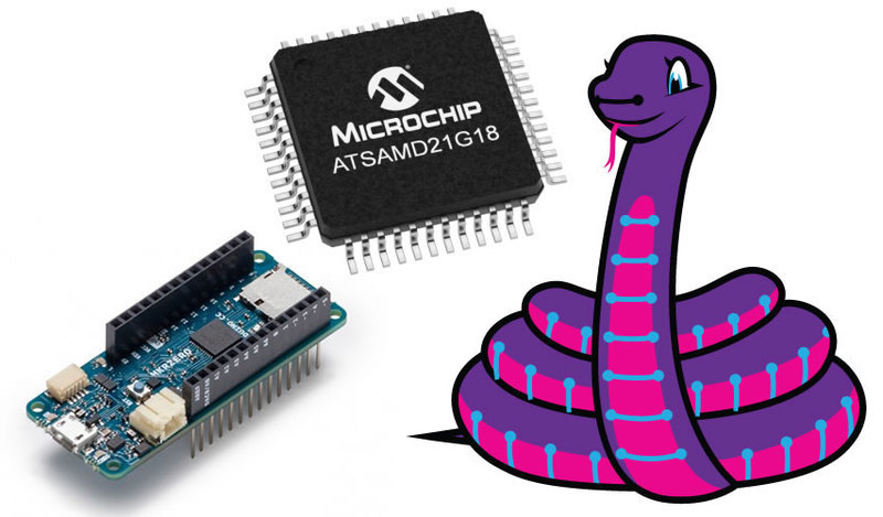 Overview | Installing CircuitPython on SAMD21 Boards