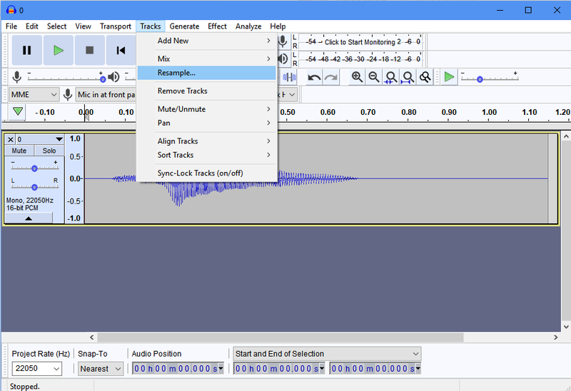 Example: Making WAV Files with Text to Speech | Make It Talk