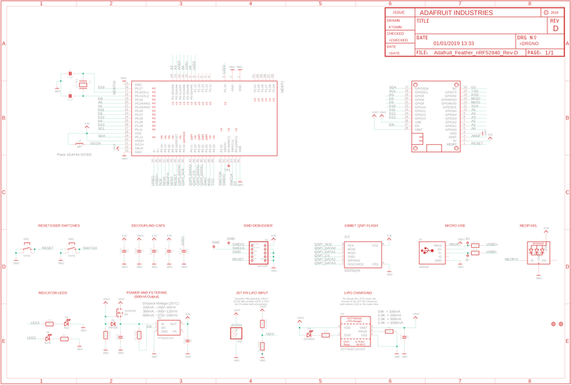 Overview | Introducing the Adafruit nRF52840 Feather | Adafruit