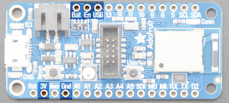 Overview | Introducing the Adafruit nRF52840 Feather