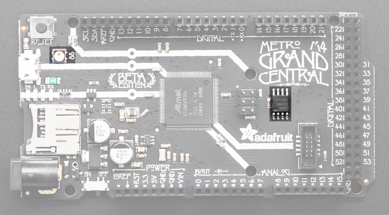 Overview | Introducing the Adafruit Grand Central M4 Express