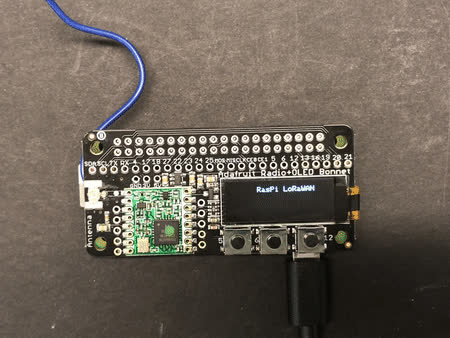 Overview | LoRa and LoRaWAN Radio for Raspberry Pi