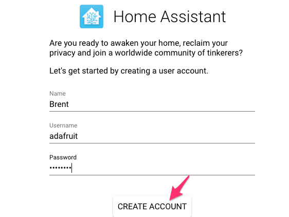 Installing HassOS on Raspberry Pi | Integrating Home Assistant with