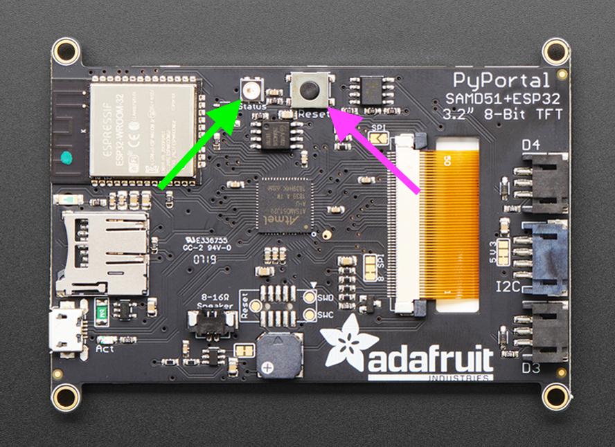 circuitpython_PyPortalResetNeoPIxel.jpg
