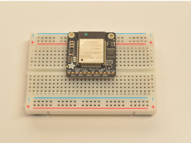 Overview | Adafruit AirLift - ESP32 WiFi Co-Processor
