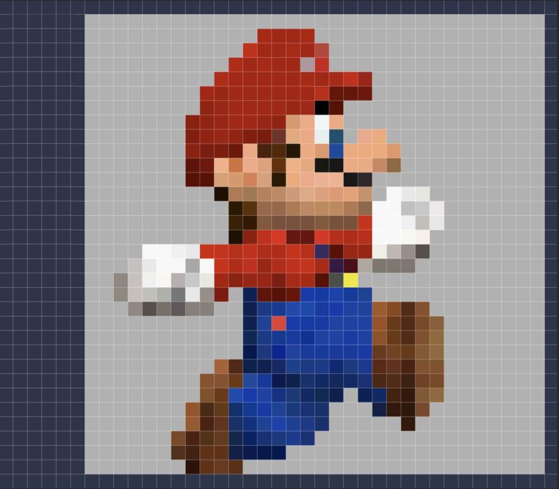 Pixel Art Fundamentals Makecode Arcade Pixel Art Sprites Adafruit Learning System