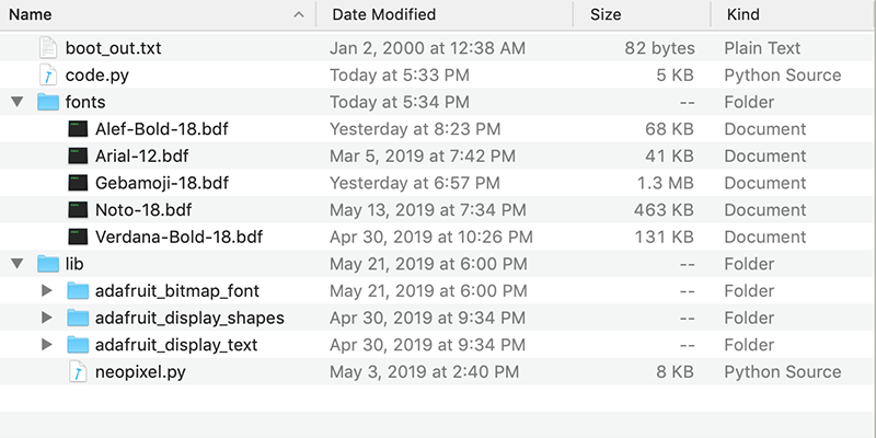 led_pixels_file_listing.png