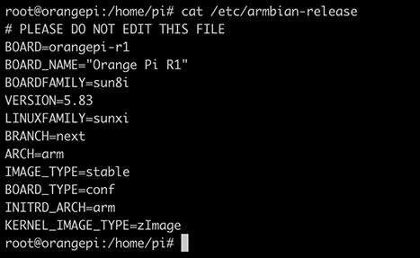 Orange Pi R1 Setup | CircuitPython on Linux and Orange Pi | Adafruit