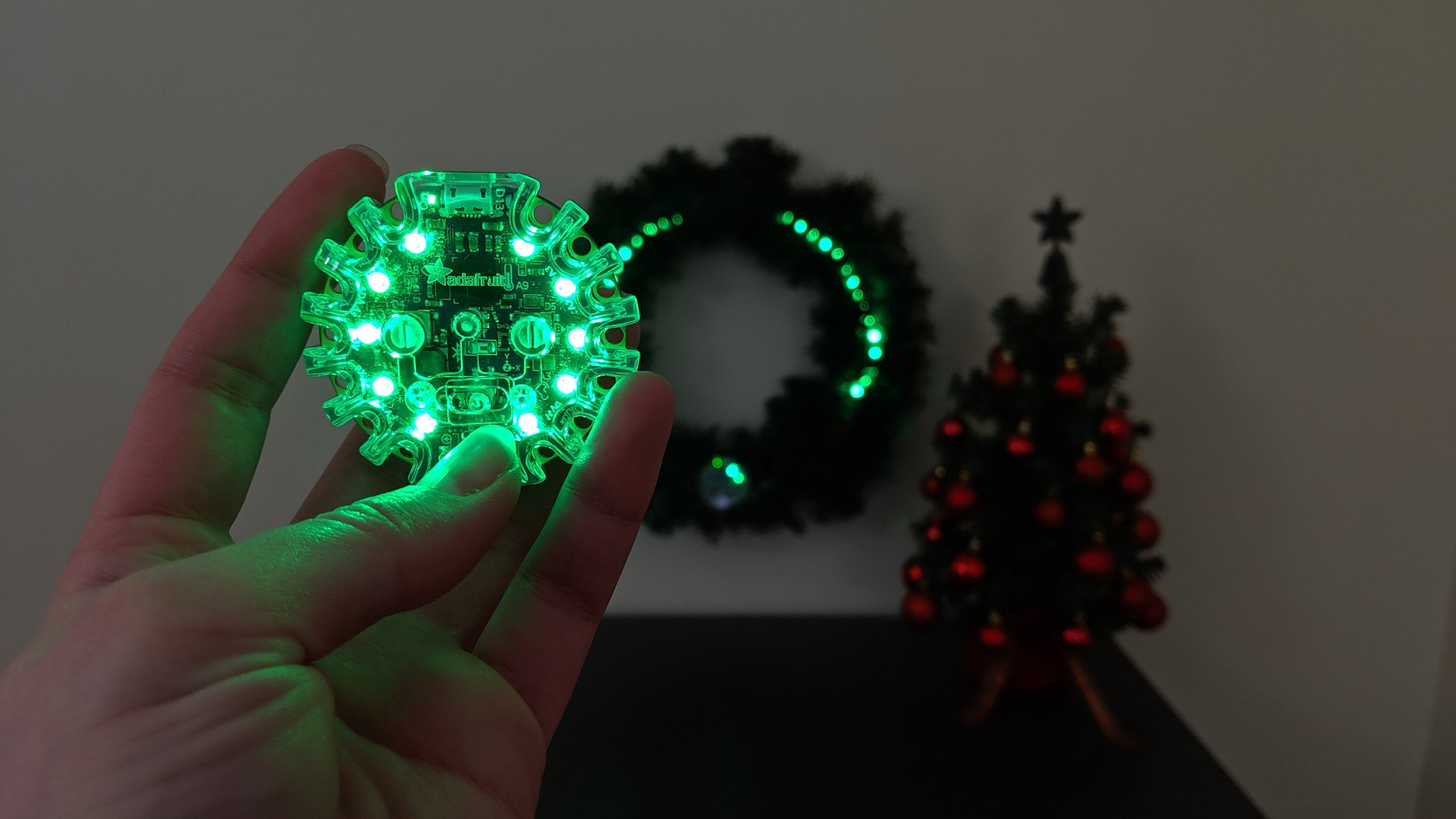 leds_CPB_NeoPixel_Controller_Remote_Control_Green.jpg