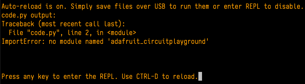 circuitpython_CP_Made_Easy_Import_Error_Serial_Console.png