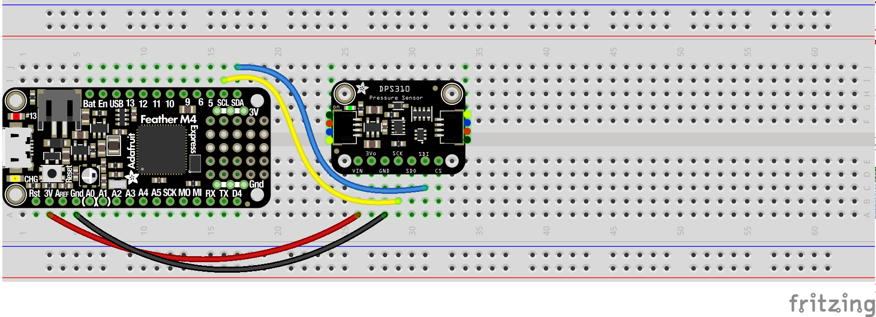 sensors_DPS310_FeatherM4_I2C_breadboard_bb.png