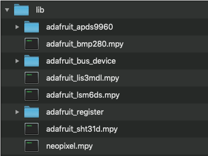 sensors_Feather_Sense_lib_folder_contents.png