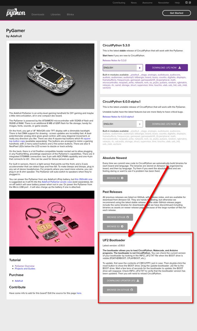 circuitpython_pygamer-bootloader.png