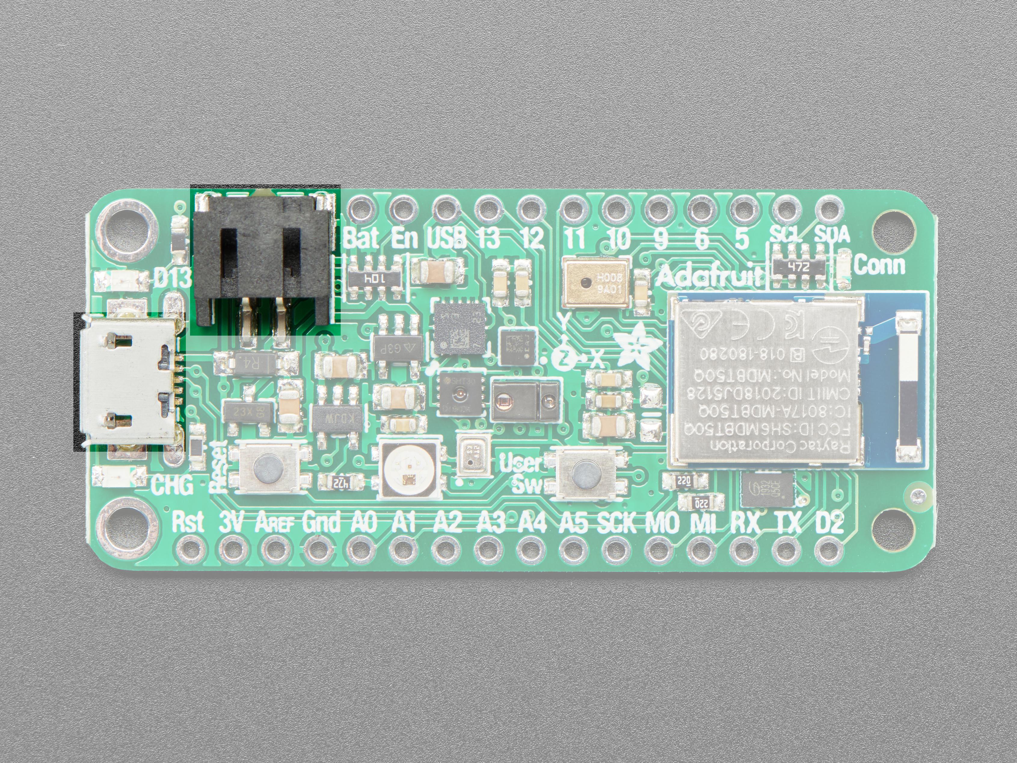 sensors_Feather_Sense_pinouts_USB_battery.png
