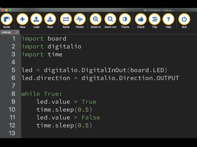 circuitpython_WtCP_Mu_blink_example.png
