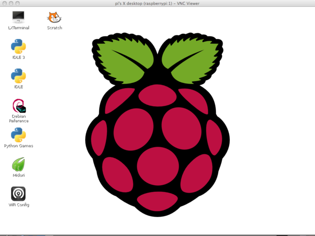 Running VNCServer at Startup | Adafruit's Raspberry Pi Lesson 7