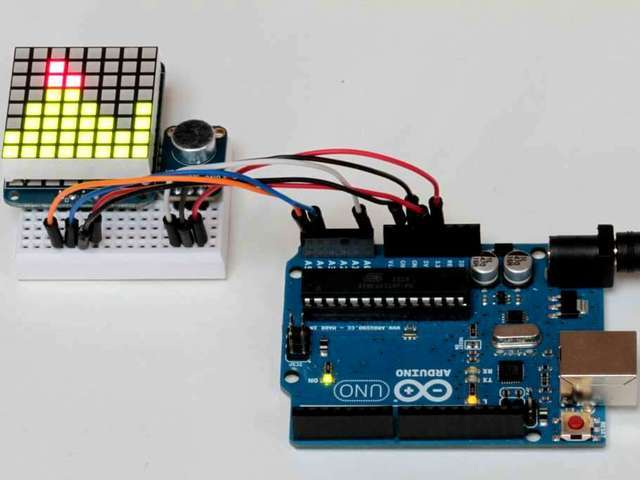 More Cool Projects! | Adafruit Microphone Amplifier Breakout