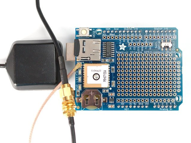 Overview | Arduino GPS Clock | Adafruit Learning System