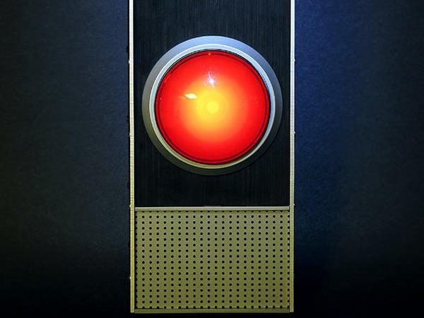 Adding Sounds | Affordable HAL 9000 Replica | Adafruit