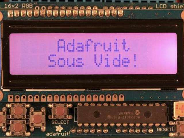 What is Sous Vide? | Sous-vide controller powered by Arduino - The