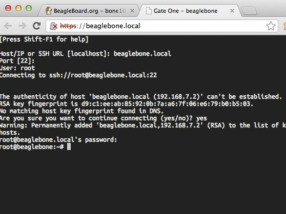 Overview | Setting up IO Python Library on BeagleBone Black