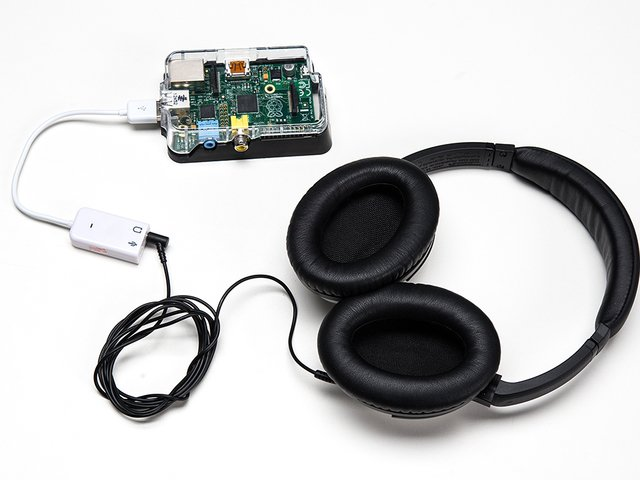 Updating ALSA Config | USB Audio Cards with a Raspberry Pi