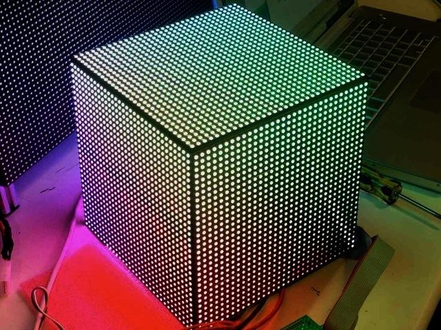 LED Studio Software Configuration | DIY LED Video Wall | Adafruit