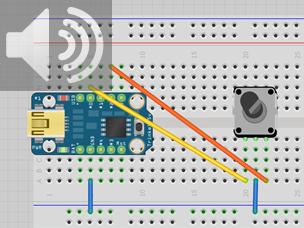 Overview | Trinket USB Volume Knob | Adafruit Learning System