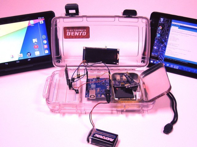 Windows Tablets | Programming Arduino with Android and Windows