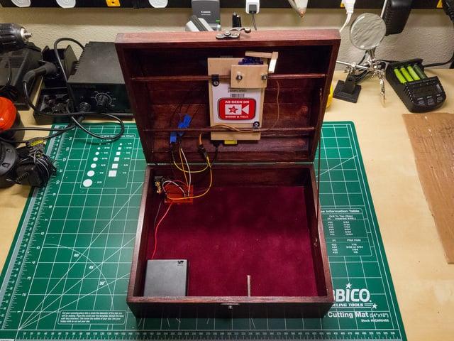 Overview | Raspberry Pi Face Recognition Treasure Box | Adafruit