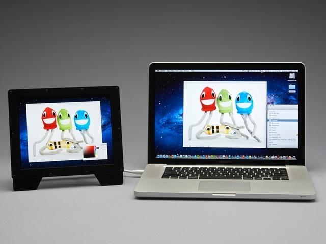Overview | Adafruit Qualia High Res Displayport Desktop