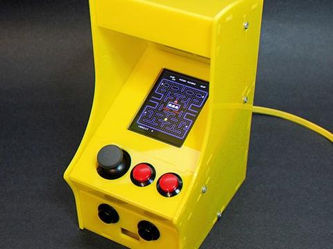 Cabinet Part 3 | Cupcade: the Raspberry Pi Micro Arcade
