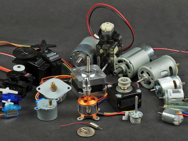 Brushless DC Motors | Adafruit Motor Selection Guide