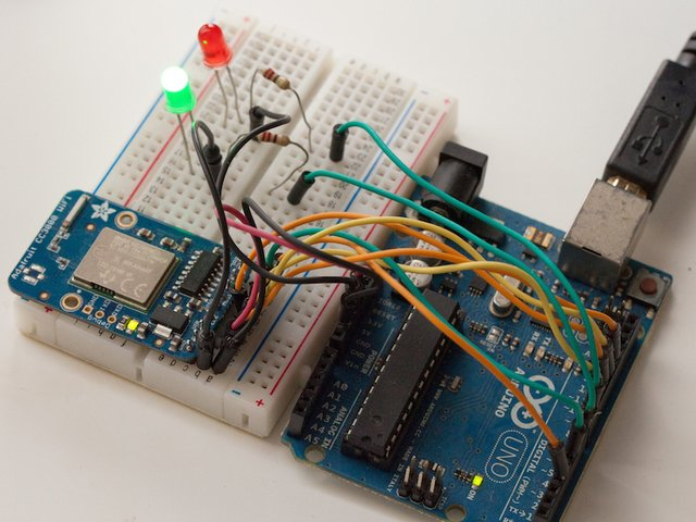 Overview | A REST API for Arduino & the CC3000 WiFi Chip
