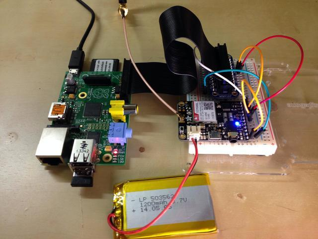 Overview | FONA Tethering to Raspberry Pi or BeagleBone