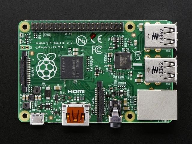 Power Supply | Introducing the Raspberry Pi Model B+