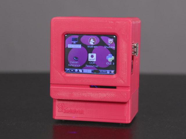 Overview | PiGRRL - Raspberry Pi Gameboy | Adafruit Learning