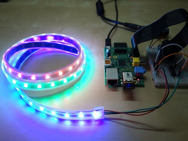 Python Usage | NeoPixels on Raspberry Pi | Adafruit Learning