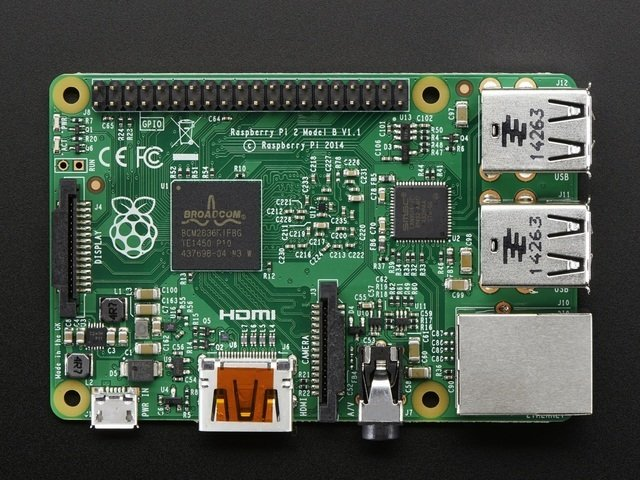 Overview | Introducing the Raspberry Pi 2 - Model B